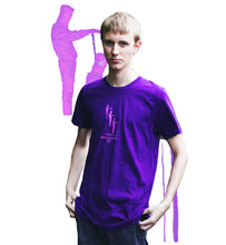 Load image into Gallery viewer, Mindcontrol Tee (Purple)