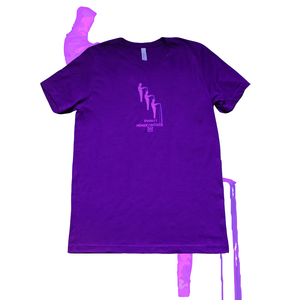 Mindcontrol Tee (Purple)
