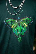 Load image into Gallery viewer, Ripped Butterfly Tee