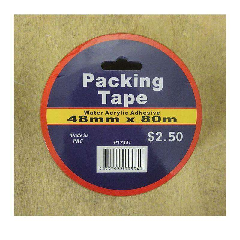 Packing Tape Clear- 48mm x 45m