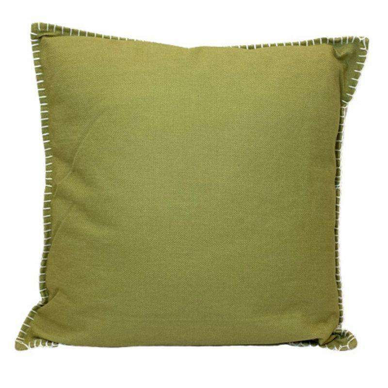 Cushions Plain Colours 45 x 45cm - Light Green
