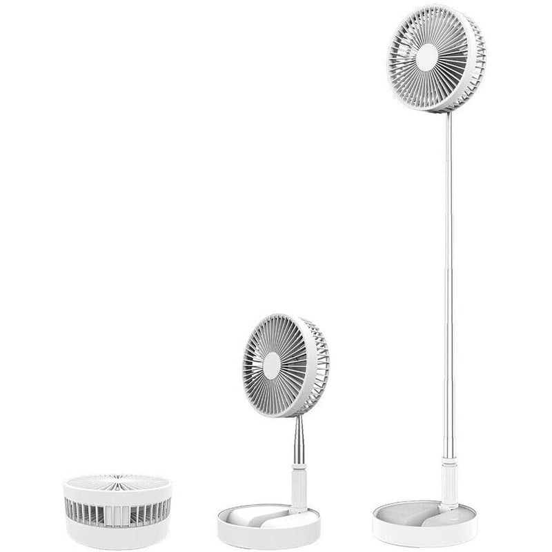 Foldable and Extendable Portable Fan