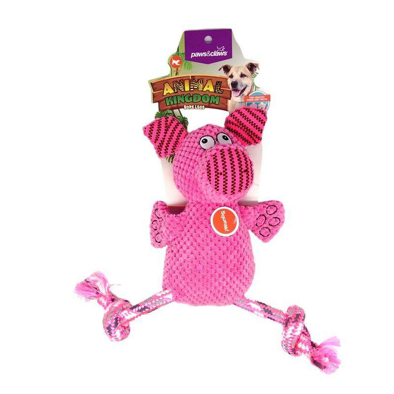 Pet Toy Animal Kingdom Pink 35cm