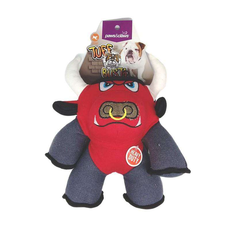Pet Toy Tuff Busta Red 26cm