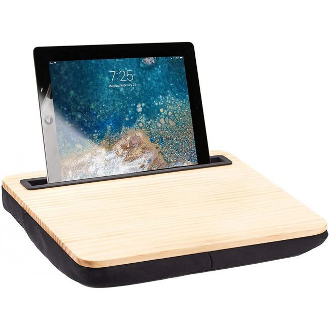 Lap desk Tablet Table Black 29x24x6cm