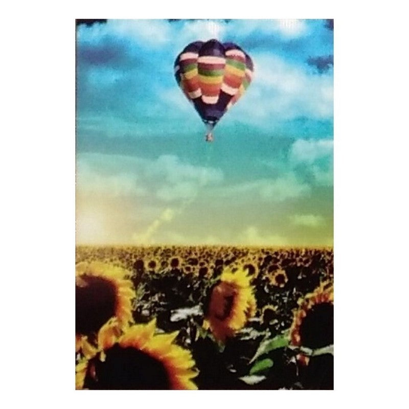 5D Diamond Art Balloon Bliss 25x35cm