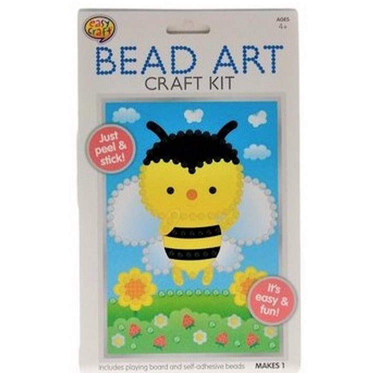 Buy Cheap art & craft online | Craft Bead Art Kit Assorted 6 Designs|  Dollars and Sense cheap and low prices in australia