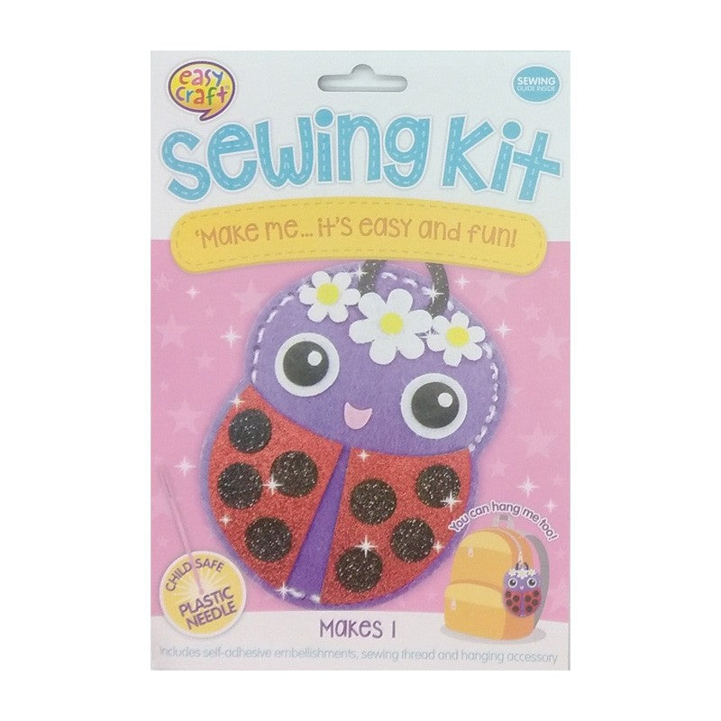 Buy Cheap art & craft online | Sewing Kit Felt Friends 6 Assorted Designs|  Dollars and Sense cheap and low prices in australia
