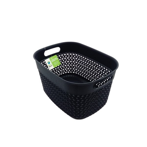 Cheap Plastic Storage New York Plastic Storage Basket 5.5L| Dollars and Sense