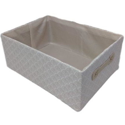 Fabric Storage Box 36x26x15cm