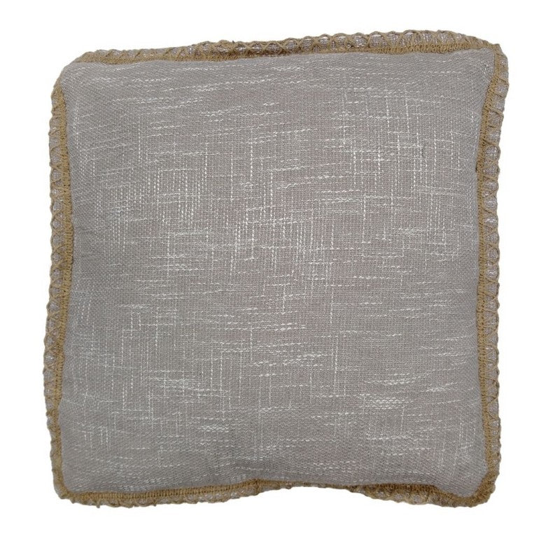 Budget CushionsCushion Single Colour Grey 45x45cm| Dollars and Sense