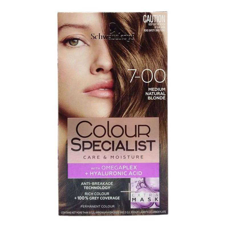Schwarzkopf Colour Colour Med Natural Blonde