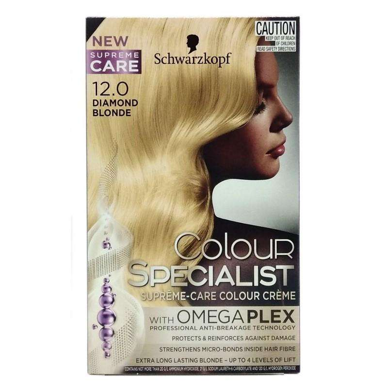 Schwarzkopf Colour Crème Diamond Blonde