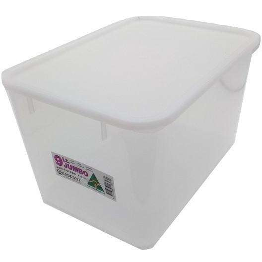 9L Quadrant Storage Container