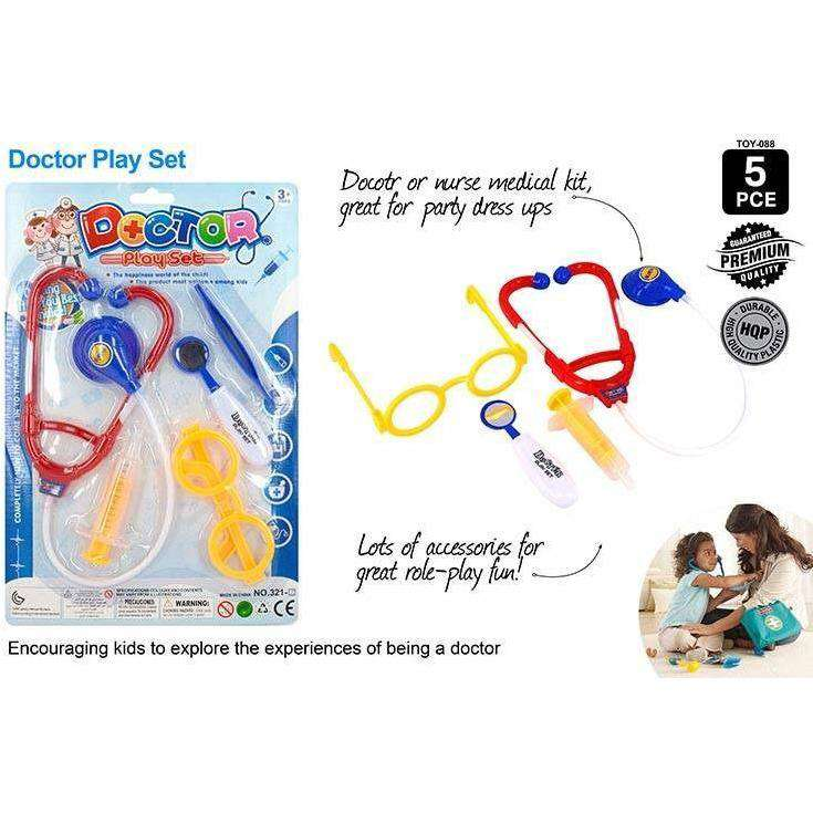 Doctor Playset 5pcs