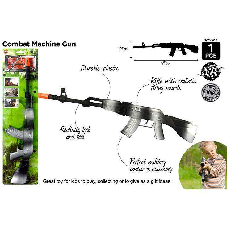 AK47 Machine Gun Toy