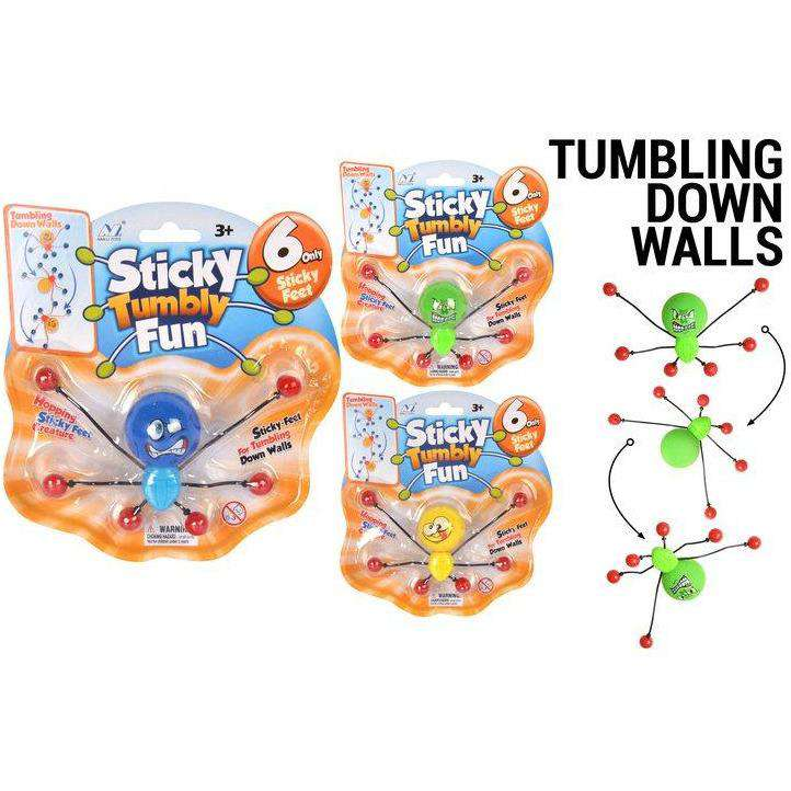 Sticky Tumbly Fun Toy