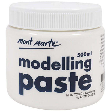 Buy onilne Mont Marte Modelling Paste 500ml | Dollars and Sense cheap and low prices in australia