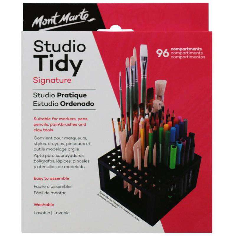Buy onilne Mont Marte Studio Tidy | Dollars and Sense cheap and low prices in australia