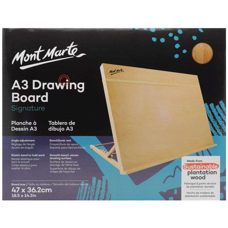 Buy Cheap art & craft online | Signature Drawing Board A3 (18.5 x 14.2in)|  Dollars and Sense cheap and low prices in australia
