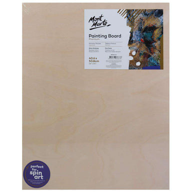 Buy onilne Mont Marte Painting Board 40.6x50.8cm | Dollars and Sense cheap and low prices in australia