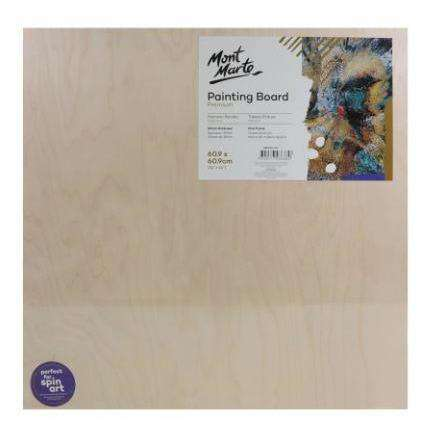 Buy onilne Mont Marte MM Painting Board | Dollars and Sense cheap and low prices in australia
