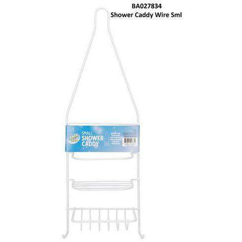 Wire Shower Caddy 15x46cm