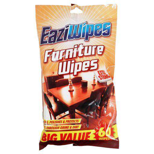 Furniture Wipes 60Pk