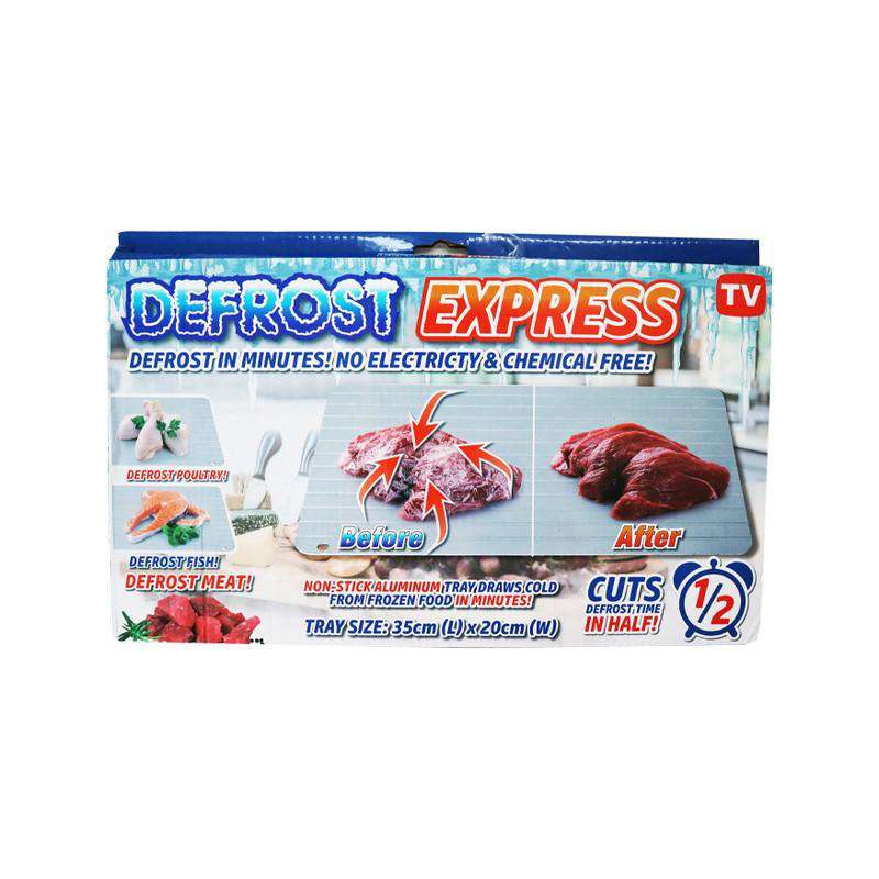 Defrost Express Tray