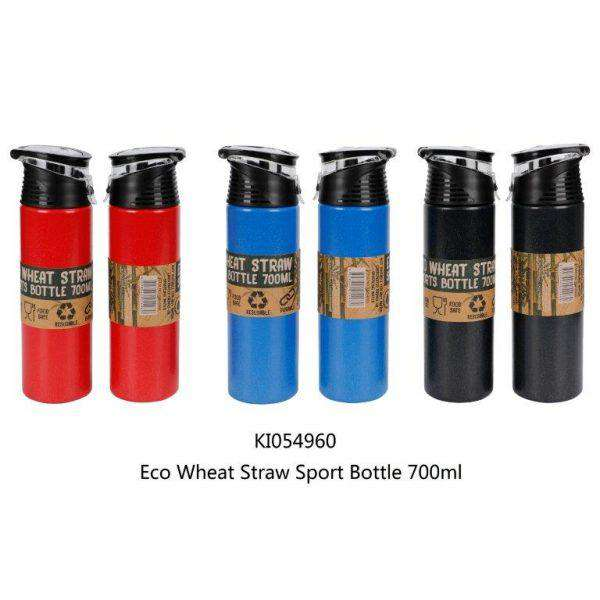 Biodegradable Plastic Eco Friendly Sport Bottle 700m
