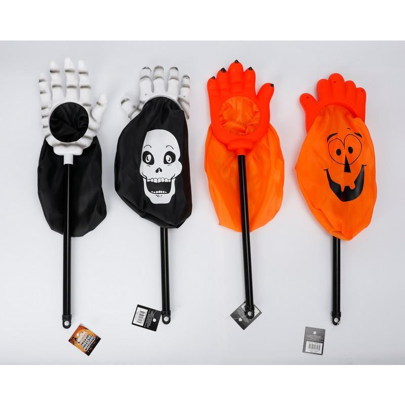 Halloween Trick or Treat Bag with Handle| Dollars and Sense