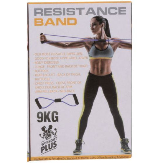Fit Resistance Bands 70gm 9kg