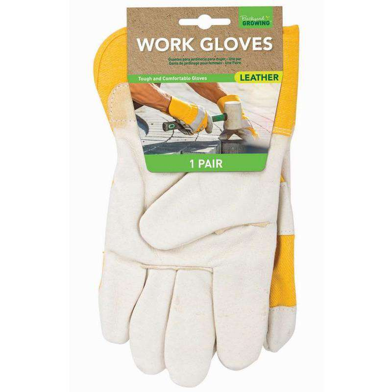 Buy Work Gloves Mens Leather | Dollars and Sense