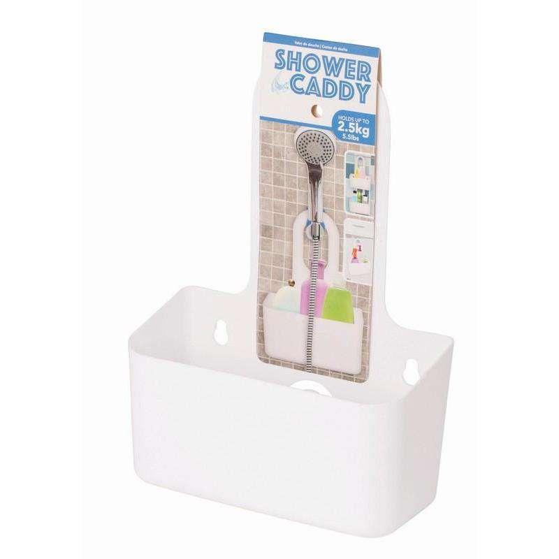 Shower Caddy Plastic 24x10x35cm