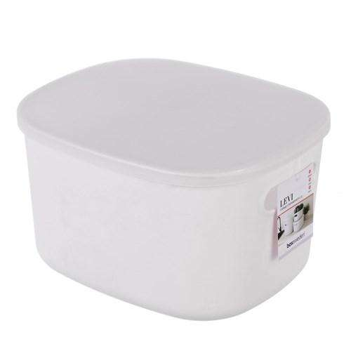 Levi Storage Container with Lid 26.5X22X15cm
