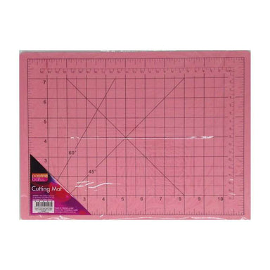 Buy Cheap art & craft online | Craft Cutting Mat Pink Self Repair 30x22cm|  Dollars and Sense cheap and low prices in australia