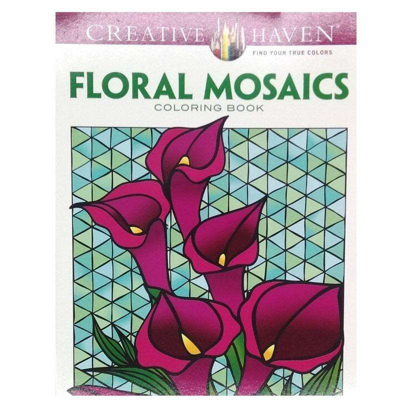 Mosaics Colour in Book