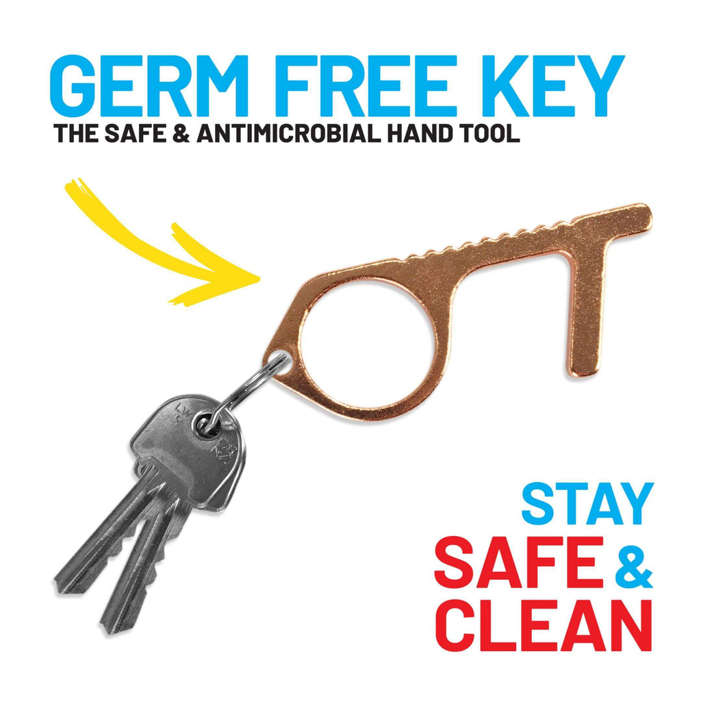 Copper Germ Free Key