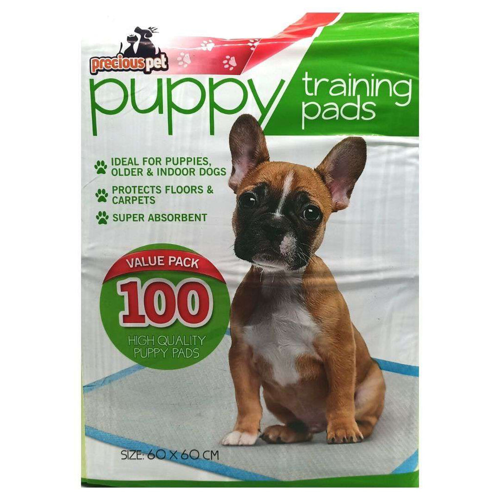 Cheap Puppy Training Pads 100 Pack