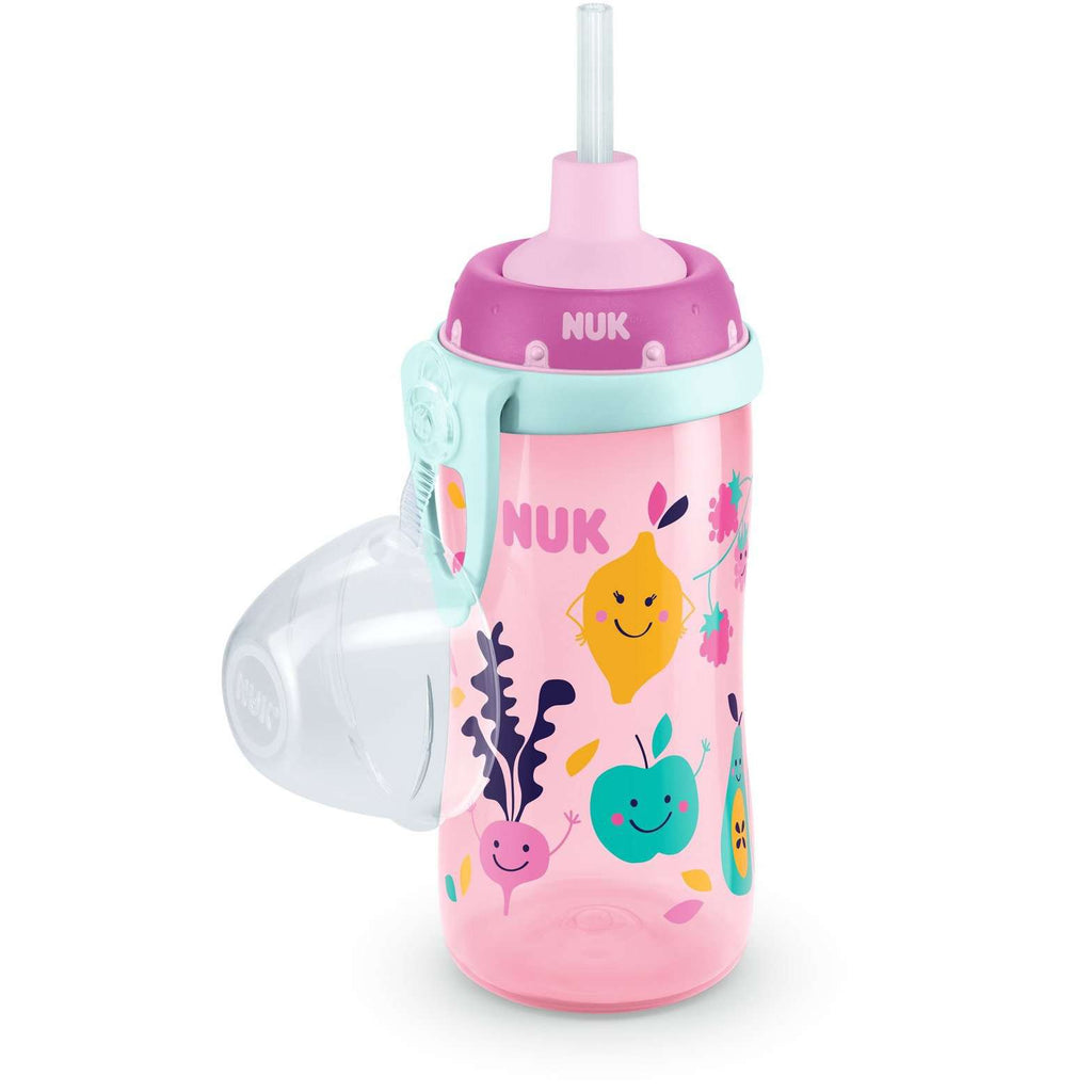 NUK First Choice Flexi Cup Pink