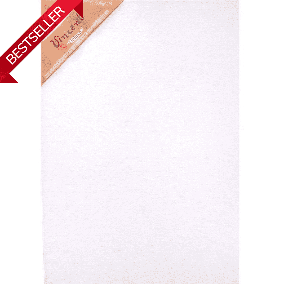 Canvas Heavy Duty Stretched - 50 x 75cm