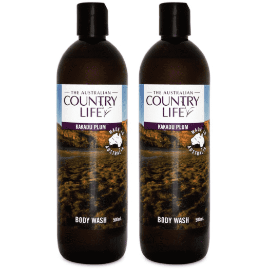 Country Life Body Wash Kakadu Plum 500ml