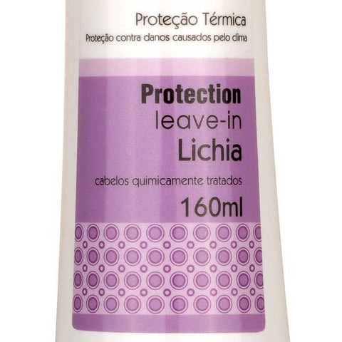 Leave-in Lichia Fruit Therapy Nano 160ml Cabelo com Química