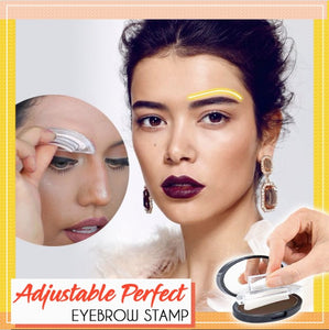 Adjustable Eyebrow Stamp