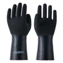 Load image into Gallery viewer, V330BK 丨 Nitrile Chemical Resistant Gloves 3 Pairs