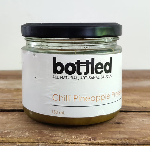 CHILLI PINEAPPLE (AVAILABLE FOR PICKUP ONLY)