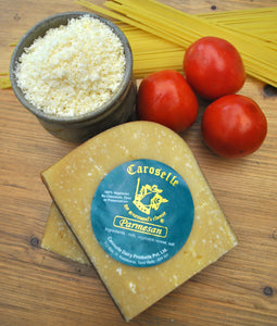 PARMESAN (AVAILABLE FOR PICK UP ONLY)