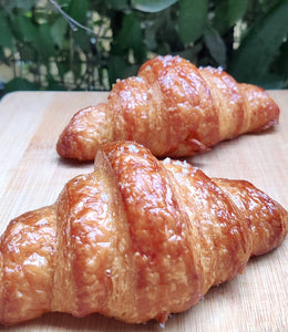 HONEY AND SEA SALT CROISSANT