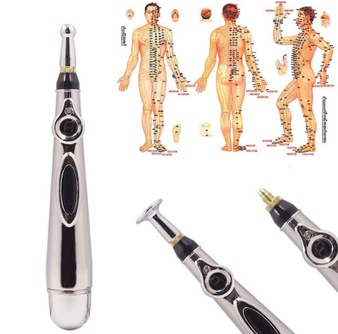 Acupuncture Point Massage Pen for Pain Relief Therapy - HadyaTrends
