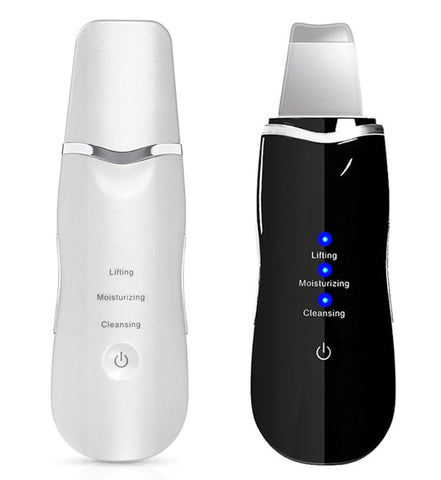 Ultrasonic Facial Scrubber - HadyaTrends